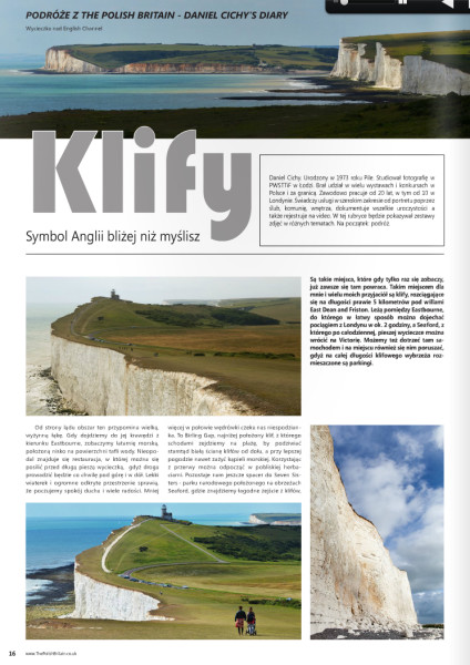THE POLISH BRITAIN - klify str16