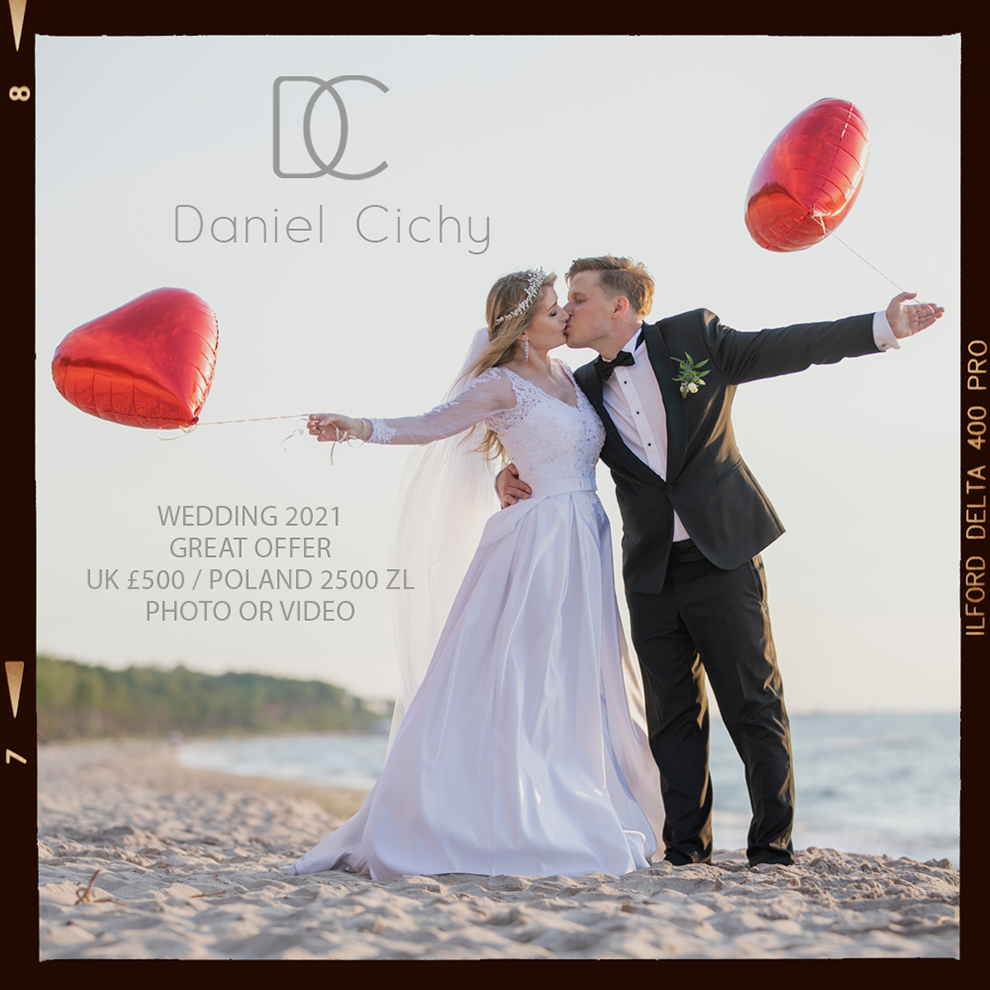 Daniel Cichy Photography & Videography Services UK & PL